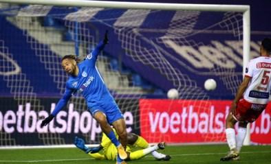 """Zeven goals in vier matchen, Theo Bongonda is de grote man bij RC Genk: """"Ze gaan nog veel geld aan hem verdienen"""""""