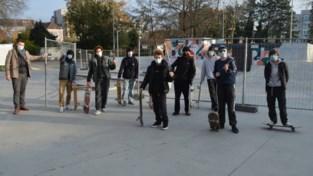 Skatepark in Deinze heropent, maar er zijn voorwaarden aan verbonden