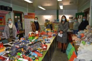 Speelgoedactie overstijgt alle verwachtingen: niet enkel Sinterklaas maar ook mooie kerst voor 220 kansarme gezinnen