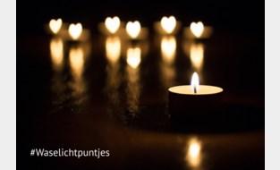 Ook Temse wil mensen met kaarsen op straat<BR />