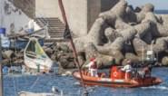 Minstens vier doden nadat vaartuig met vluchtelingen kapseist nabij Lanzarote