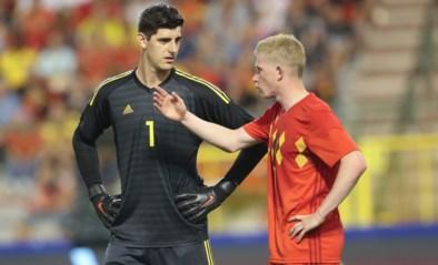 Kevin De Bruyne hoort bij genomineerden voor FIFA Speler van het Jaar, Thibaut Courtois op lijst beste doelmannen