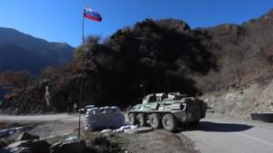 Conflict Nagorno-Karabach: Azerbeidzjaanse leger trekt tweede district in dat Armenië moet teruggeven