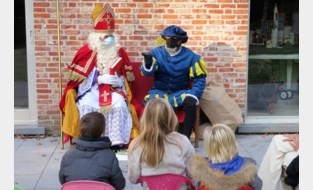 Sinterklaas als patroonheilige van technisch werkloze acteurs