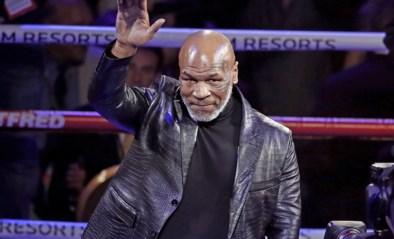 """Mike Tyson (54) maakt zaterdag vijftien jaar na zijn afscheid een comeback tegen Roy Jones Jr.: """"We willen elkaar vermoorden"""""""