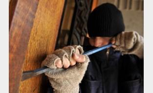 Politie ziet aantal inbraken terug toenemen
