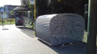 Er worden vijf fietskluizen geplaatst in Beersel
