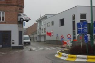 Controles aan kruispunten door BRT politiezone