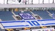 Buffalo Indians eren overleden Diego Maradona in Ghelamco Arena