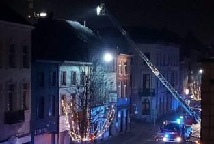 Rookvorming in gebouw Hasseltse stationsbuurt