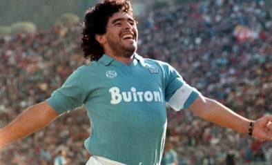 """Hoe een Nederlandse club de piepjonge Diego Maradona liet schieten: """"De nieuwe trainer had genoeg aan Jos en Ton, stel je voor..."""""""
