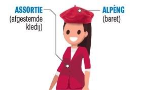 Week van het Gents: wie kan deze tien stukken kledij in het Gentse dialect benoemen?