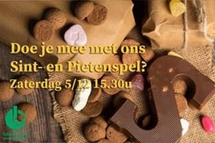 Gezinsbond Nevele Plus pakt uit met interactief 'Sinterklaasspel'