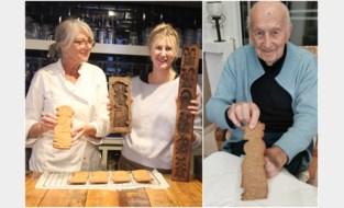 """Moeder en dochter verkopen speculaas volgens zestig jaar oude instructies van (groot)vader: """"Alleen wij kennen het recept"""""""