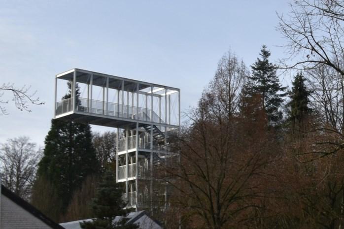 Uitkijktoren Het Leen na meer dan een jaar eindelijk heropend