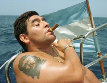 Diego wilde Maradona niet zijn: hoe de Argentijnse voetbalster zijn leven lang flirtte met de dood