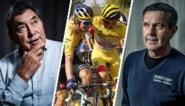 """Eddy Merckx en Roger De Vlaeminck fileren het wielerjaar: """"Pogacar, Hirschi, Bernal, Evenepoel: hoe meer van die mannekes, hoe schoner de koers"""""""