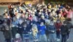 Coronaproof grootouderfeest bij SAS Baal