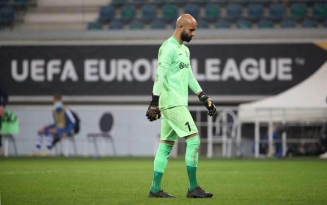 Europese exit voor AA Gent compleet na nieuwe blunder van doelman Bolat