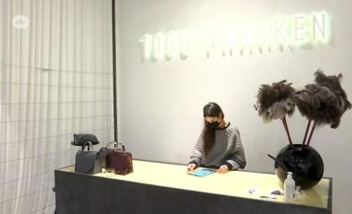 Modehuis Toos Franken wil kleding verkopen en gesprek starten