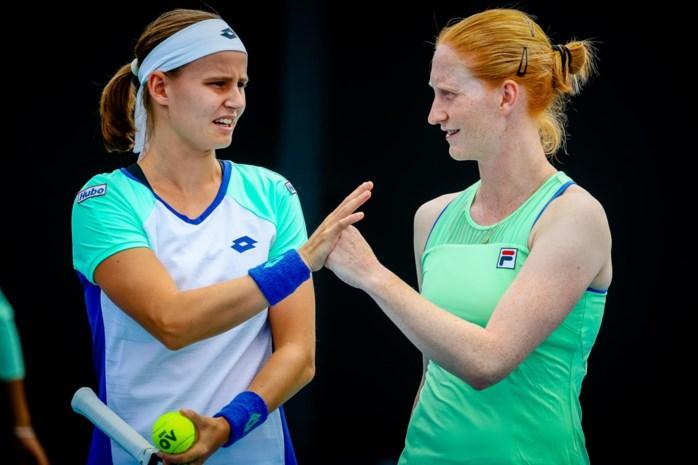 """Alison Van Uytvanck: """"Hardcourt in Denderleeuw ideaal"""""""