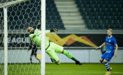 AA Gent in eerste minuut ijskoud gepakt: doelman Bolat gaat niet vrijuit