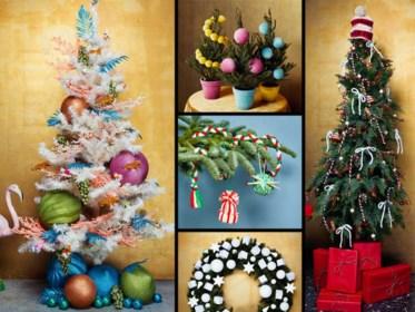 Een wilde boom waarin alles kan of toch liever een traditionele kerst? Zo creëer je deze trends naar eigen grootte en budget