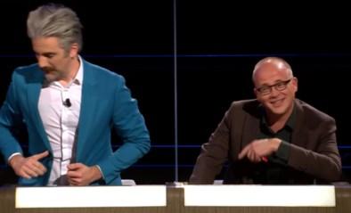 Wrevel tussen Jeroom en Sven de Leijer in <I>De slimste mens</I>