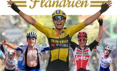 Vanavond kennen we de Nieuwsblad Flandrien 2020: wie doet Wout van Aert wat?