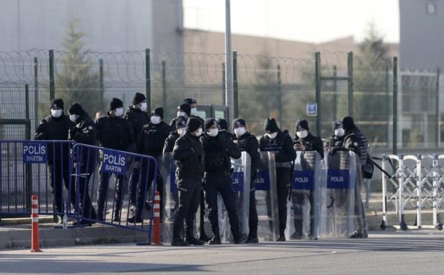 337 beklaagden veroordeeld tot levenslang voor mislukte staatsgreep in Turkije