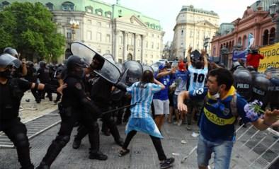 LIVE. Volg alle nieuws over en reacties op het overlijden van Diego Armando Maradona