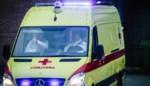 Fietser gewond na ongeval op Wilfordkaai