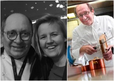 """Bekende Vlaamse tv-kok sterft aan corona: """"Culinair icoon dat keihard werkte, zijn hele leven lang"""""""
