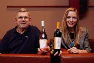 Destelbergse wijn uit Italië: vader vult de flessen, dochter ontwerpt het etiket