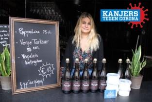 """Vanessa (44) steunt goed doel, hoewel ze eigen café moest sluiten: """"Wij redden het wel, er zijn mensen die in een veel penibelere situatie zitten"""""""