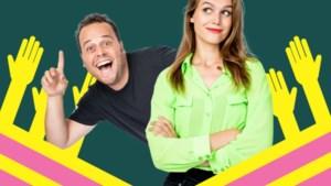 Laura Govaerts en Sander Gillis maken 24 uur radio op MNM