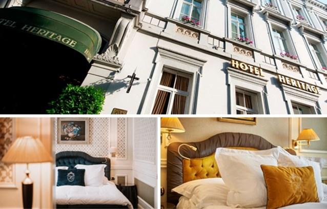 Hotel Heritage in Brugge krijgt vijfde ster