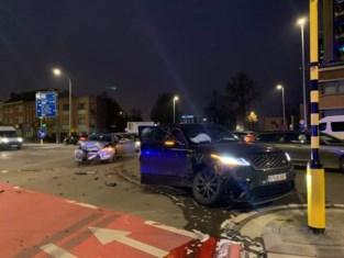 Kind van 6 lichtgewond bij zware klap in Hasselt
