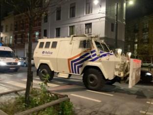 Twintig jongeren nachtje in de cel na rellen in Anderlecht, politie blijft waakzaam