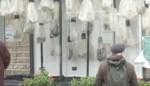 Kunstwerk met dode vogels zorgt voor ophef in Sint-Amands
