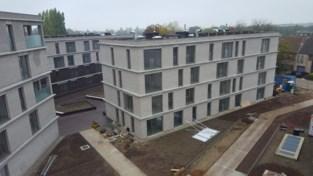 De bijna honderd nieuwe sociale flats op site Meerhof zijn klaar