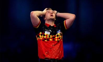 Dimitri Van den Bergh en Kim Huybrechts sneuvelen meteen in Players Championship Finals