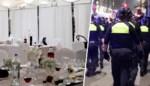 """Antwerpse politie ontdekt Joods feest met allicht ruim honderd aanwezigen: """"Het eten stond nog op de tafels, de potten nog op het vuur"""""""