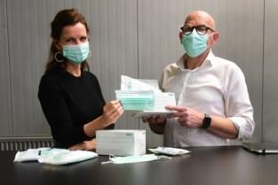 deSter bouwt deel productie om naar mondmaskers
