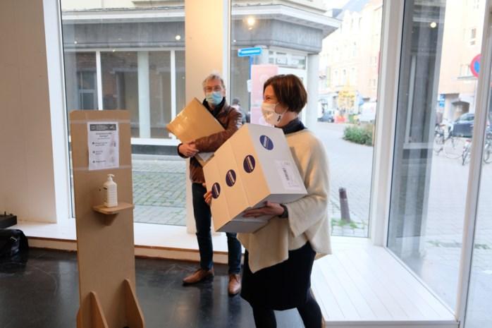 Handelaars krijgen eigen postkantoor om verzending van pakketjes makkelijker te maken
