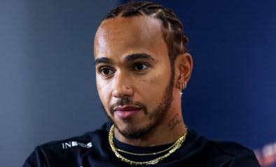 Lewis Hamilton is bang dat jonge rijders slachtoffer worden van salarisplafond in Formule 1