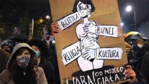 """Poolse rechter: """"EU gaat boekje te buiten met kritiek op onze abortuswetten"""""""