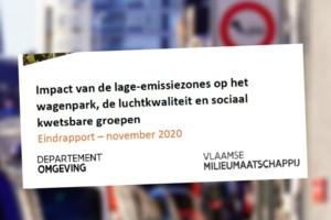 Gelezen: het nieuwe rapport over de LEZ van Gent. Wat zijn de positieve en de negatieve effecten?