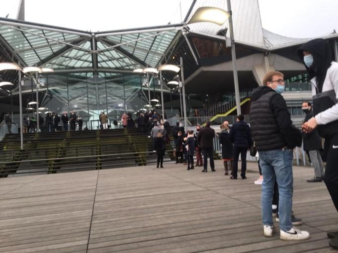 """Iraanse oppositie op terrorismeproces in Antwerpen: """"Het volledige regime staat hier vandaag terecht"""""""