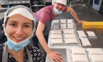 """Ondernemerskoppel creëert tempeh: """"Vleesvervanger met echte vleesachtige smaak"""""""